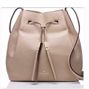 Kate Spade Large Leather Cross Body Bag